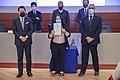 Cerimonia ringraziamento task force medici e infermieri per Covid (50033240496).jpg