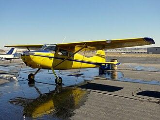 Cessna 170 - Cessna 170B at Centennial Airport