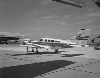 Aéreo Servicio Guerrero - Cessna 402B