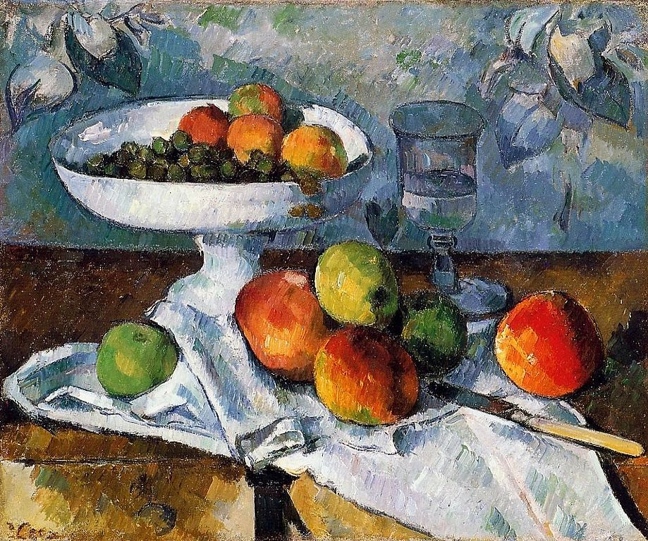File cezanne nature morte au wikipedia - Image nature morte imprimer ...