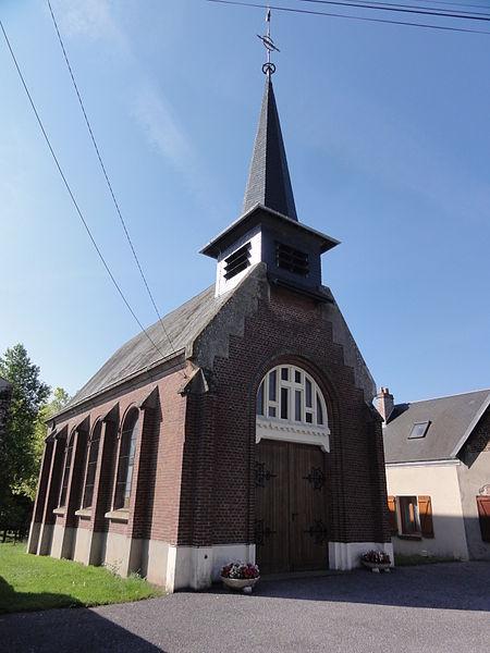 Châtillon-sur-Oise (Aisne) église