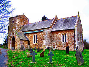 Chadwell, Leicestershire - St. Mary's parish church, Chadwell