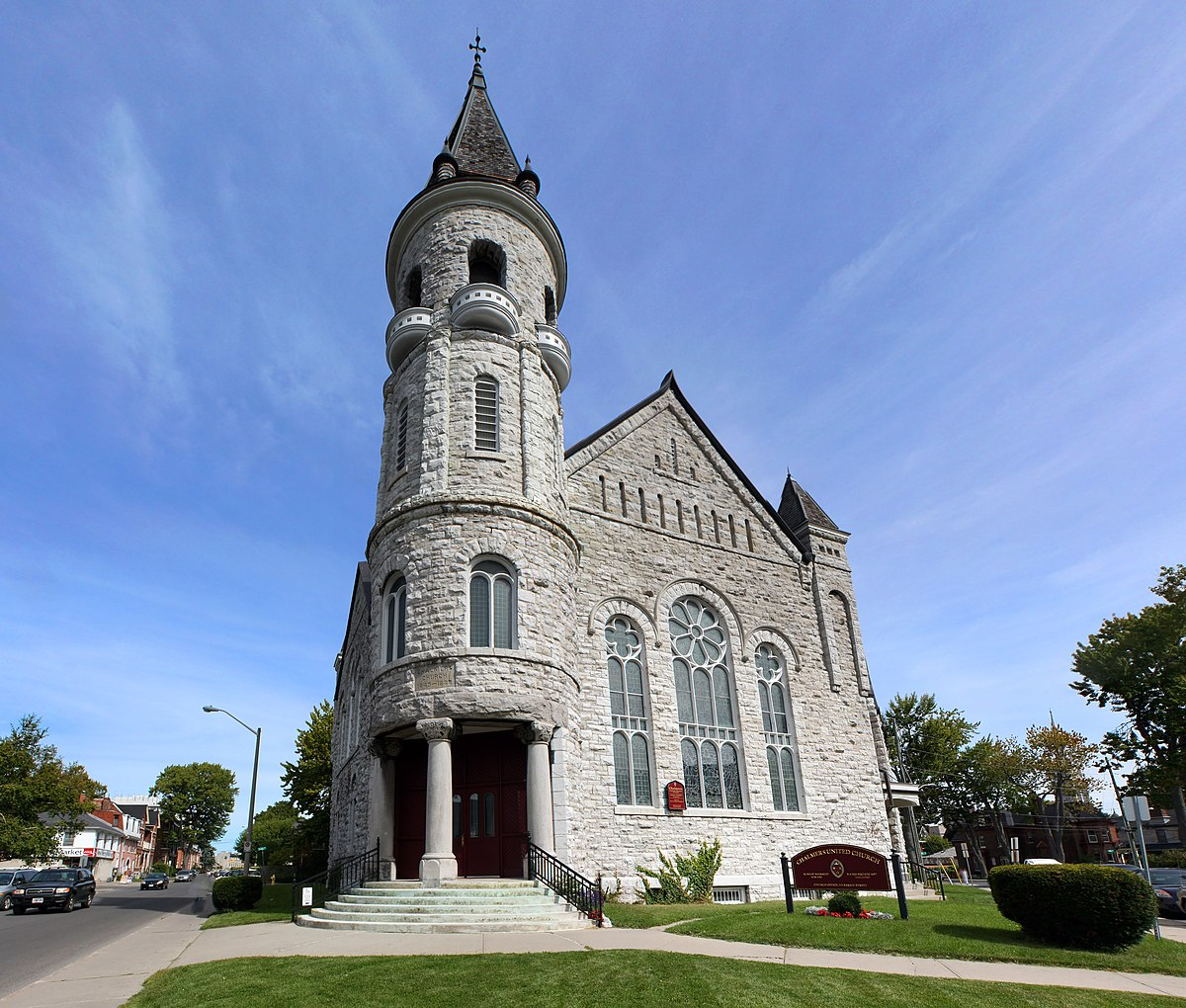 United Church Of Canada Property For Sale