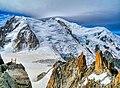 Chamonix-Mont-Blanc Aiguille du Midi Vue sur Mont-Blanc 14.jpg