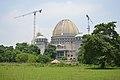 Chandrodaya Mandir Under Construction - Temple Of Vedic Planetarium - ISKCON Campus - Mayapur - Nadia 2017-08-15 1901.JPG