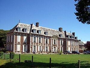 Criel-sur-Mer - The château de Chantereine