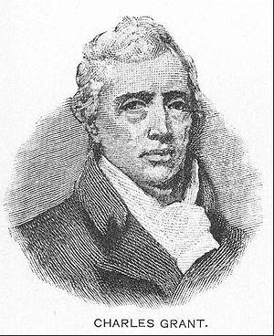 Charles Grant (British East India Company) - Charles Grant