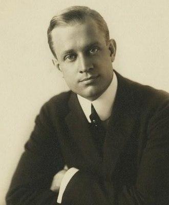 Charles Trowbridge - Trowbridge circa 1920