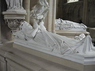 Charles d'Orléans, Duke of Penthièvre - Charles' tomb at Dreux