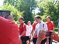 Charlie Adam, Jay Spearing, Peter Gulacsi US Tour 2012.jpg