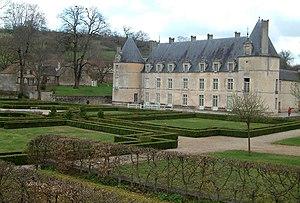 Château de Bussy-Rabutin - Château de Bussy-Rabutin