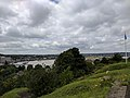 Chatham & River Medway from Amherst Fort 3.jpg