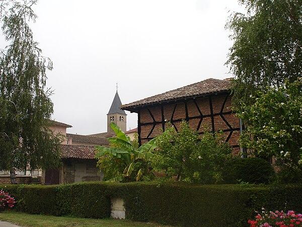 Photo de la ville Chavannes-sur-Reyssouze