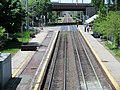 Chelsea station viewed from Washington Avenue, May 2012.JPG