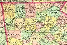 Georgia Map Of Counties And Cities.Cumming Georgia Wikipedia