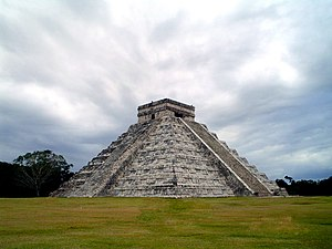 Pyramid of Cuculcán