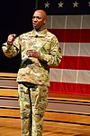 Chief Master Sgt. of the Air Force visit USASMA DSC 0169 (36865696793).jpg
