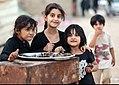 Children in Arbaeen Walk 015.jpg