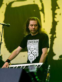 Janne Wirman Finnish musician