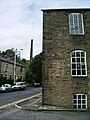 Chimney and mill - geograph.org.uk - 533088.jpg
