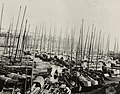 Chinesischer Photograph um 1870 - Boote auf dem Yangtze Fluss (Zeno Fotografie).jpg