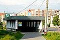 Chkalovskaya metro station entrance (Вход на станцию метро Чкаловская) (6633502913).jpg