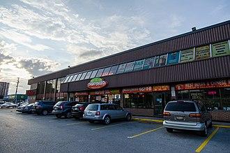 Eglinton East - Image: Cho's Wok Restaurant (23710373298)