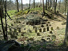 Alter Judischer Friedhof Chodova Plana Wikipedia
