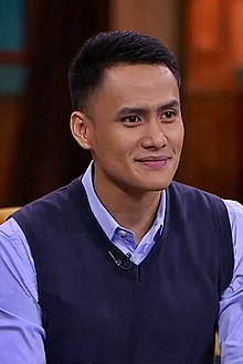 Choky Sitohang on Ini Talkshow Netmediatama.jpg