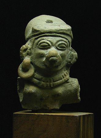 History of Ecuador - Chorrera Figurine