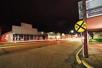 Rayne, Louisiana - Downtown Rayne