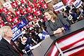 Chris Matthews interviews Elizabeth Edwards prior to the first Democratic debate of the 2008 campaign (477363227).jpg