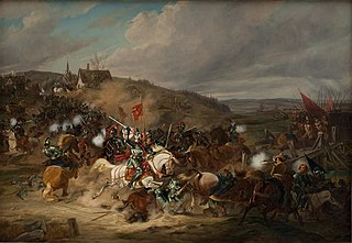Daniel Rantzau bemægtiger sig Tureby Bro i Skåne under Syvårskrigen 1563-1570