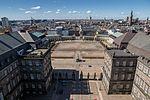 Christiansborg Ridebane fra Tårnet.jpg