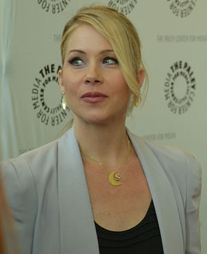 Christina Applegate - Applegate attending the Up All Night cast panel at PaleyFest in 2012