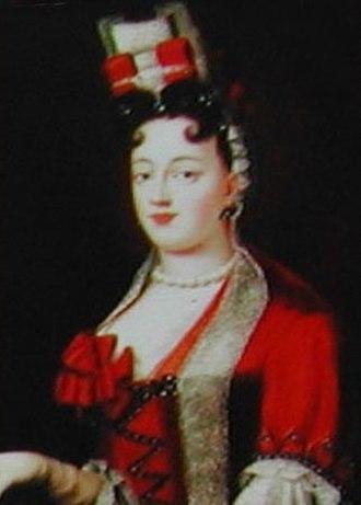 Christine Charlotte of Württemberg - Christine Charlotte of Württemberg