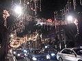 Christmas in Singapore, Bras Basah Road, 112006.JPG