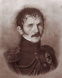 Christophe Antoine Merlin French officer