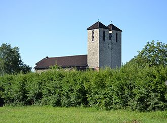 Zdzieszowice - Local church