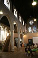 Church of St. Mary, Lambeth Bridge Roundabout, now the Museum of Garden History 16 interior.jpg