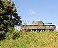 Churchill tank at Chapeltown, South Yorkshire, England.jpg
