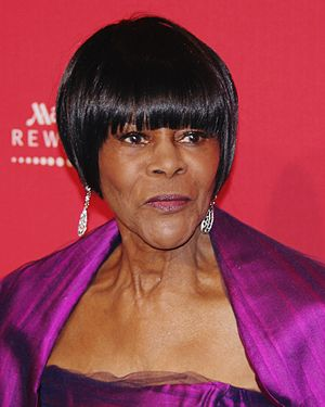 Cicely Tyson - Tyson at the 2012 Time 100 gala