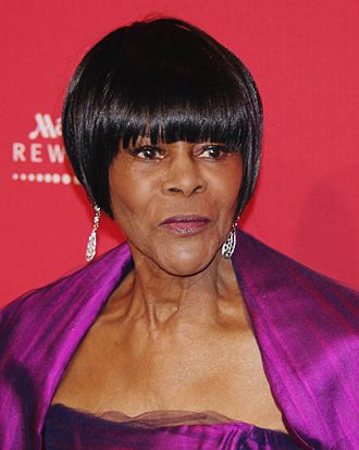 West Indian Americans - Image: Cicely Tyson 2012 Shankbone 2