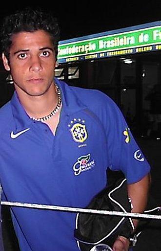 Cicinho - Cicinho representing Brazil