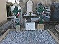 Cimetière de Collonges-au-Mont-d'Or - Tombes soldats 14-18 (fév 2019).jpg