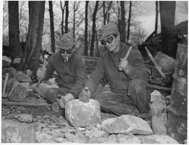 Civilian Conservation Corps - NARA - 195836