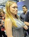 Clare Grant Visit NASA 2011.jpg