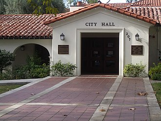 Claremont, California - Claremont City Hall