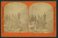 Clark Foss and his Geyser Team, from Robert N. Dennis collection of stereoscopic views.png