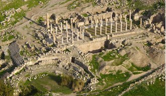 Pella, Jordan - Classical Pella, 2005.